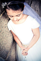 Emily Coelho - First Communion